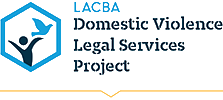 Logo Recognizing Field Law's affiliation with LACBA Domestic Violence Project